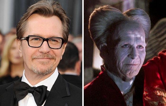 25 известных актёров, которых гримёры изменили до неузнаваемости