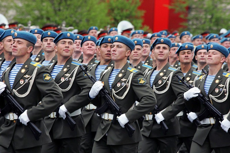 Создан новый полк ВДВ