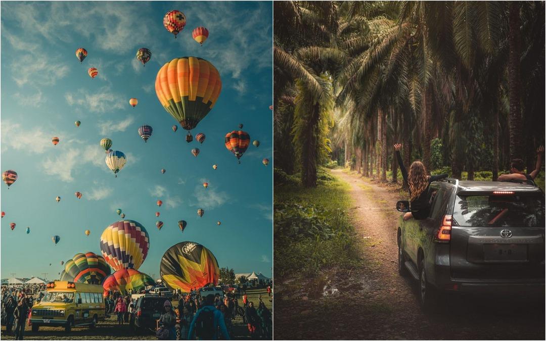 Путешествия и приключения на снимках Пейдж Тинги