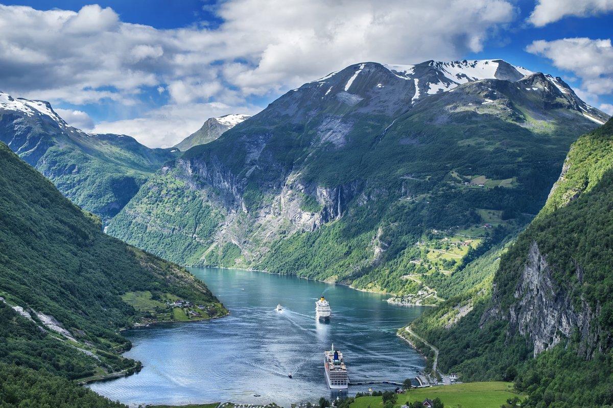 Как недорого съездить в дорогую Норвегию