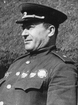 Генерал-лейтенант Попель про бандеровцев