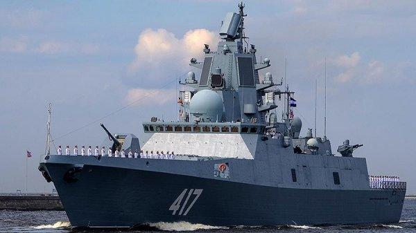 Российские фрегаты адмиральской серии получат роботов-помощников