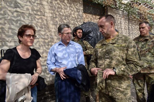В Госдепе США выступили за поставку оружия Украине