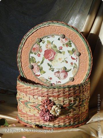 Очень красивые плетенки из газет от Марии Калининград (27) (360x480, 175Kb)