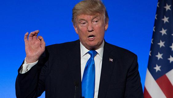 Трамп обвинил киевские власти саботаже президентской компании