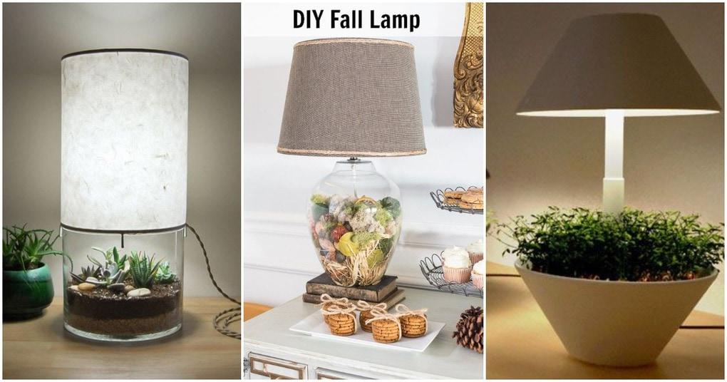 Необычные светильники: лампа, позволяющая экспериментировать с дизайном