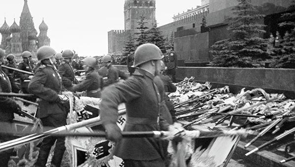 Как победу СССР над Гитлером…