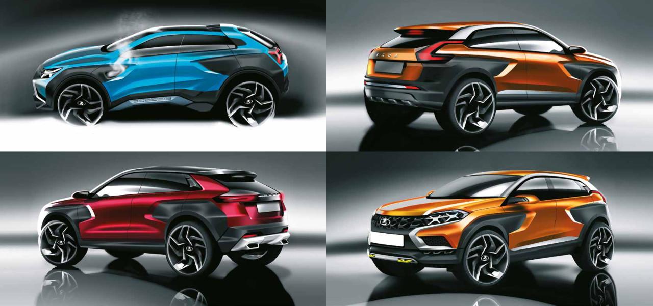 АВТОВАЗ может начать производство автомобилей C-класса