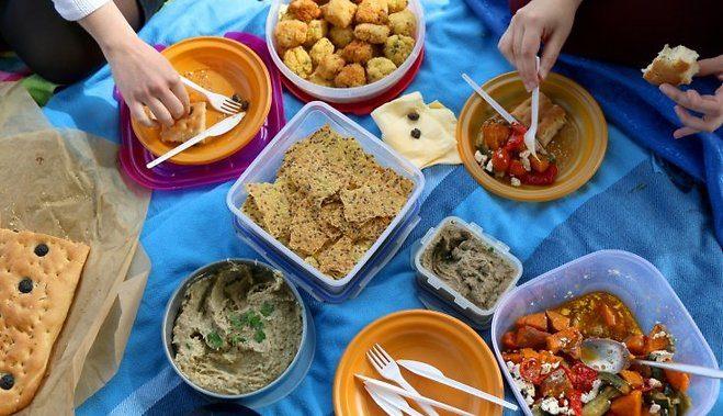 6 правил здорового пикника