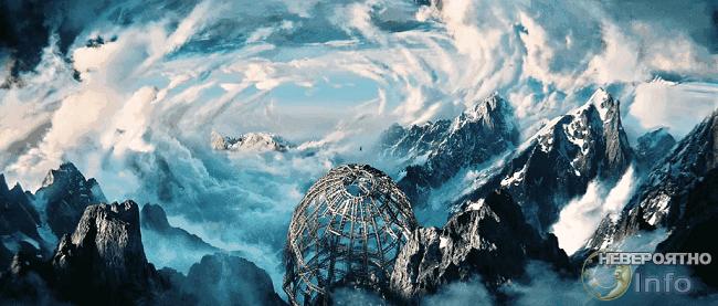 Ученые нашли порталы в параллельные миры