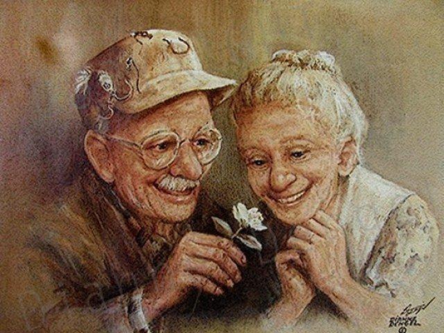 Без лайков и эмодзи как влюбляли в себя мужчин наши бабушки?