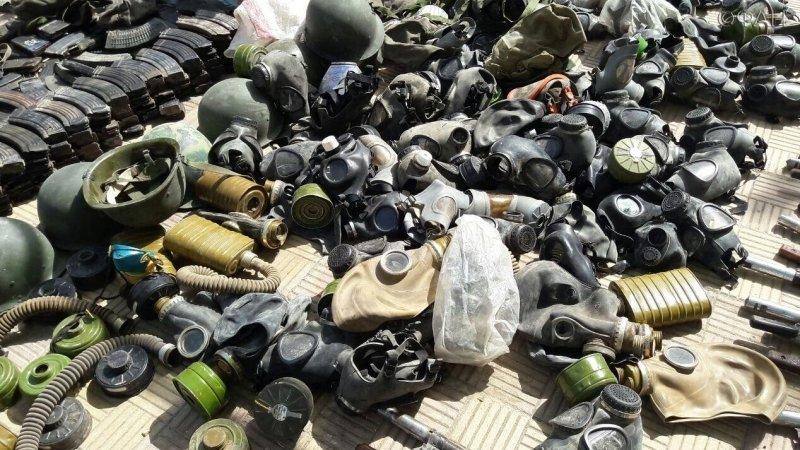 Сирия: в Думейре показали из…