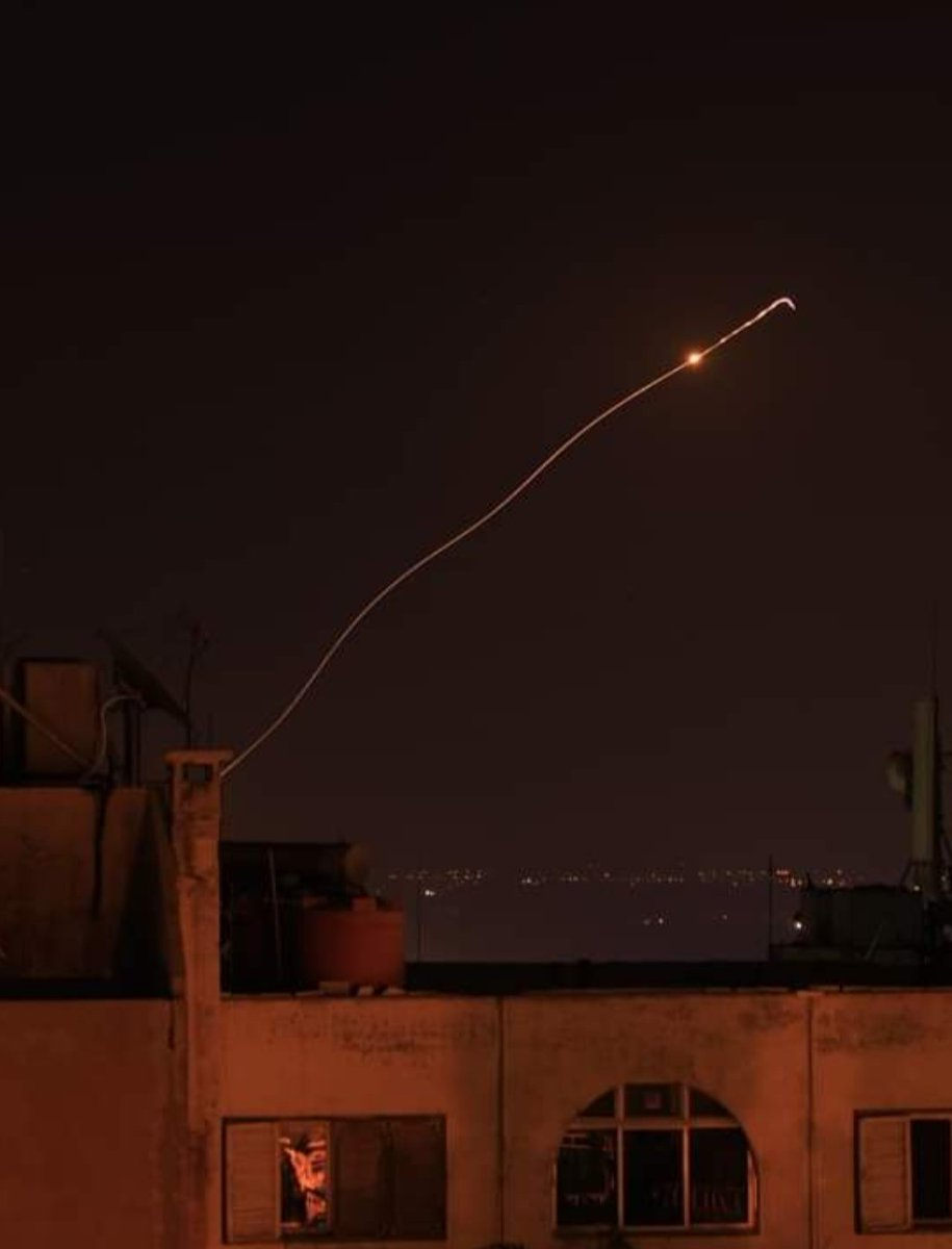 Налет на Дамаск. 11.01.2018