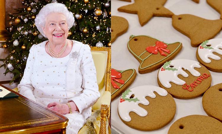 Имбирное печенье от Елизаветы II: рецепт праздничного угощения