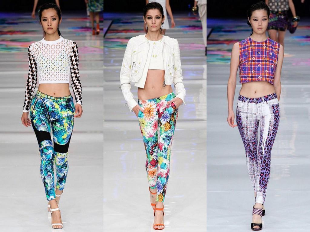 Как и с чем носить модные узкие брюки и джинсы: лучшие сочетания и 15 образов