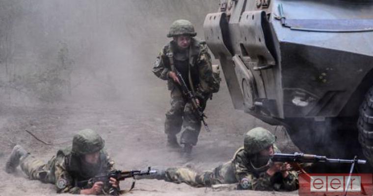 российские военные учения напугали Прибалтику