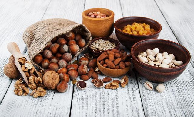 энергии с запасами белка, омега-3 жирных кислот, витаминов и минералов