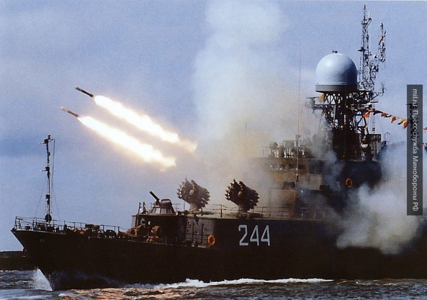 Стратегическое значение Шойгу: в Новороссийске проверяют боеготовность ВМФ