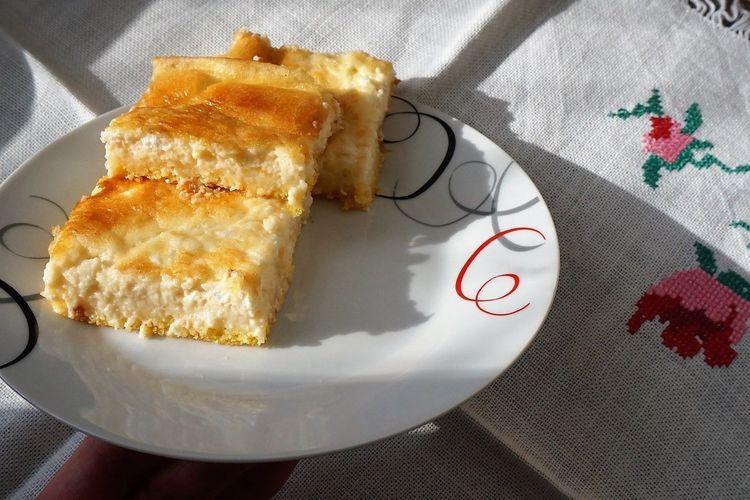 Супер-завтрак: Умное солёное пирожное