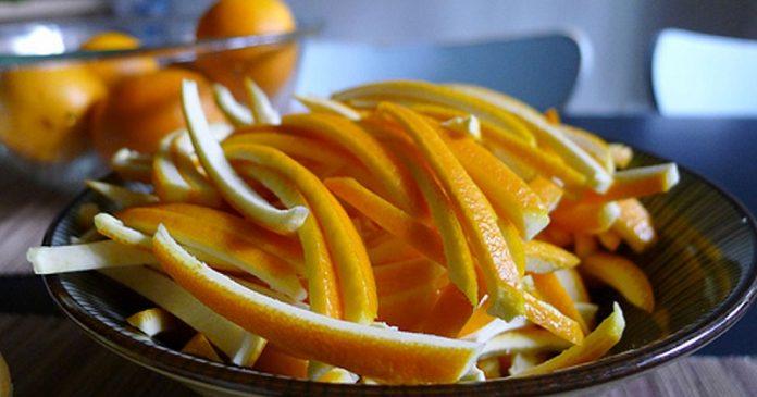 16 удивительных способов использования апельсиновой корки для улучшения вашей повседневной жизни и здоровья