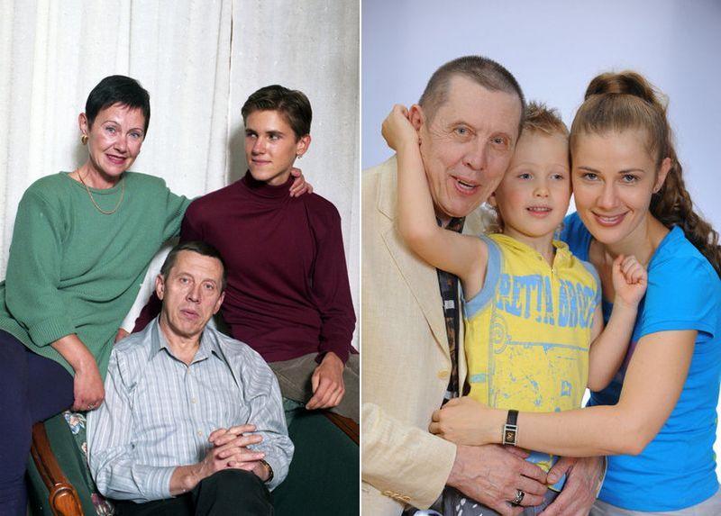 Не определились: знаменитые мужчины, которые жили на две семьи