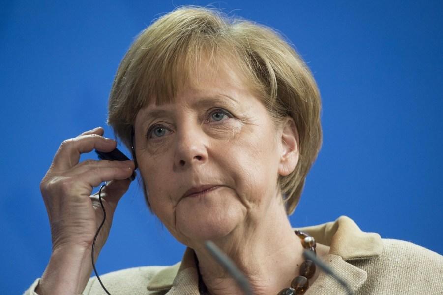 Германия восстала против США
