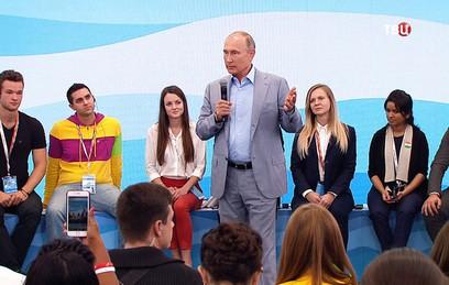 Путин рассказал, что считает страшнее ядерной бомбы