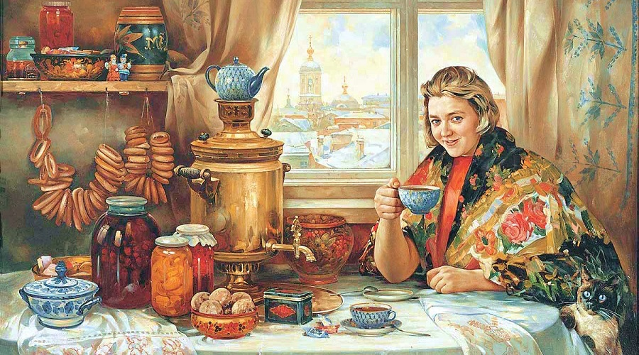 Традиции постов на Руси. Зап…