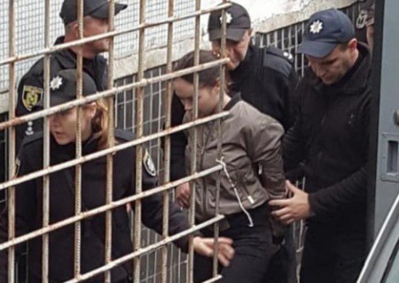 Виновницу ужасного ДТП в Харькове отправили в СИЗО на 2 месяца без права внесения залога