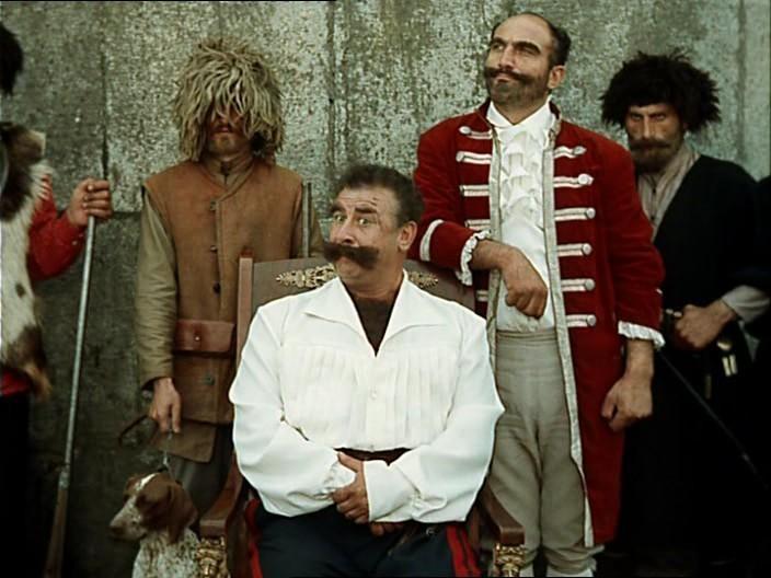 Полный список «русских преступлений перед грузинской нацией»