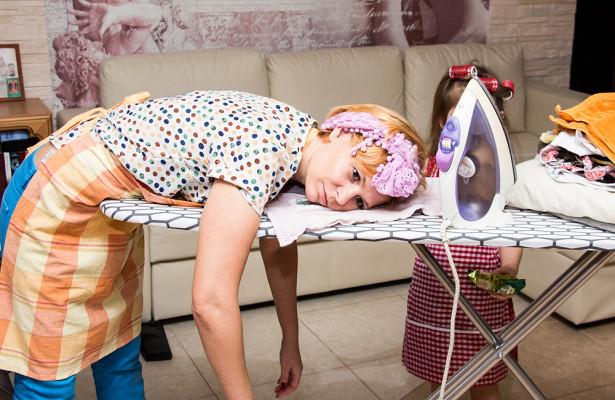 Синдром домохозяйки: что это и как от него избавиться