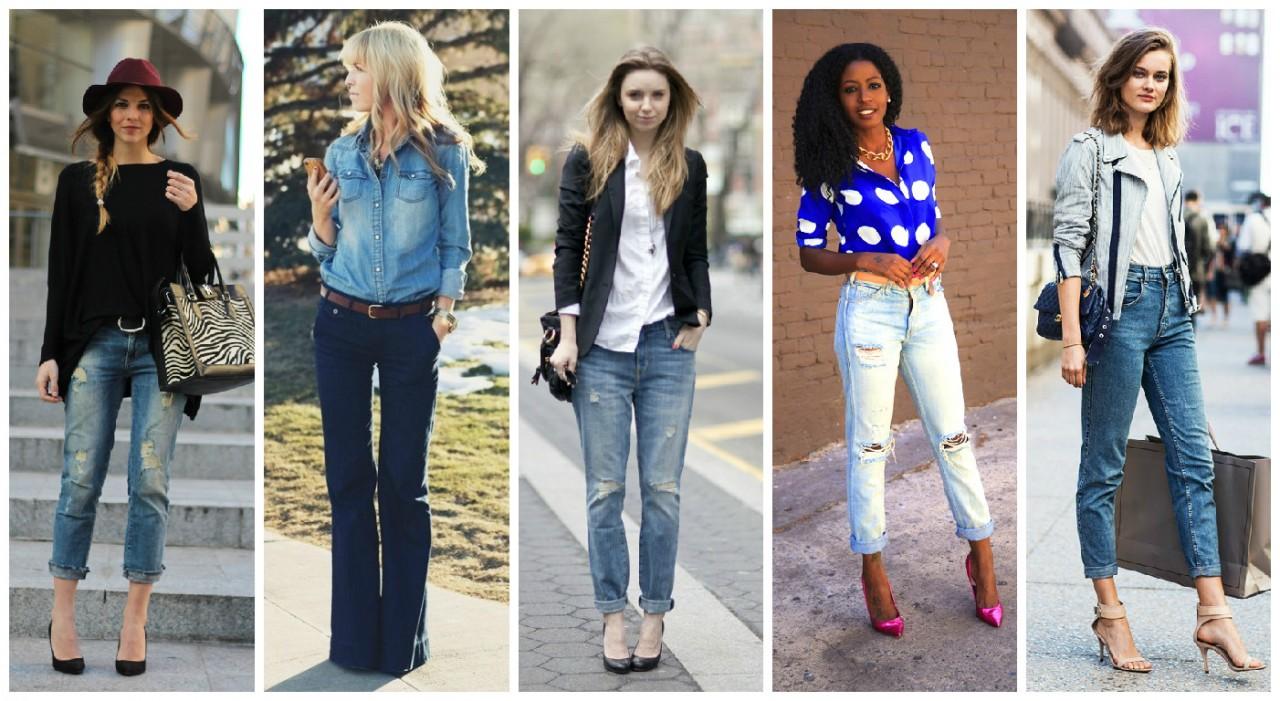 Как подобрать джинсы по фигуре песочные часы