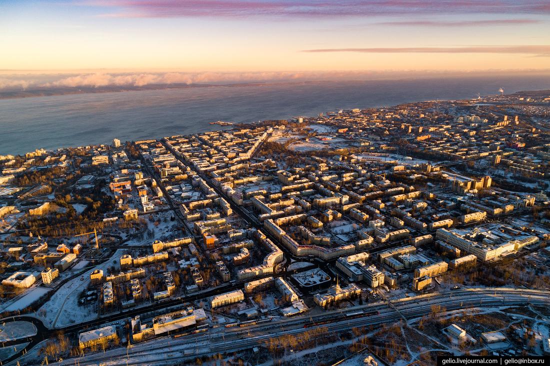 Петрозаводск и Сортавала - столица Карелии и город среди озёр