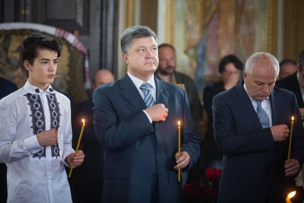 Молдавское прошлое Петра Порошенко