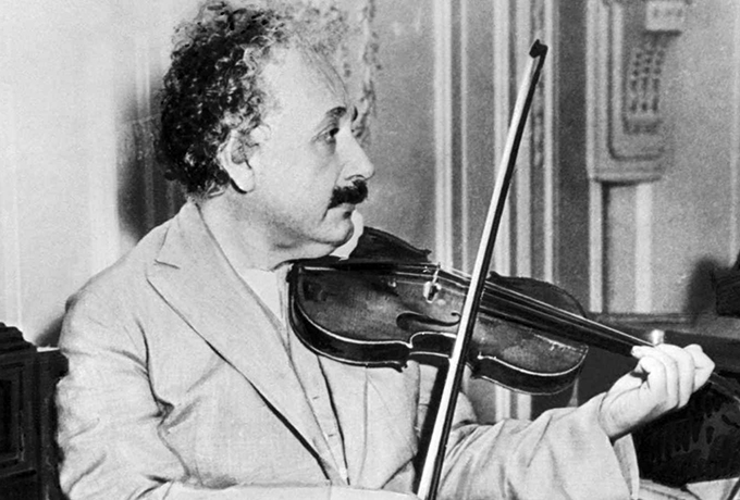 Что посоветовал Эйнштейн сын…