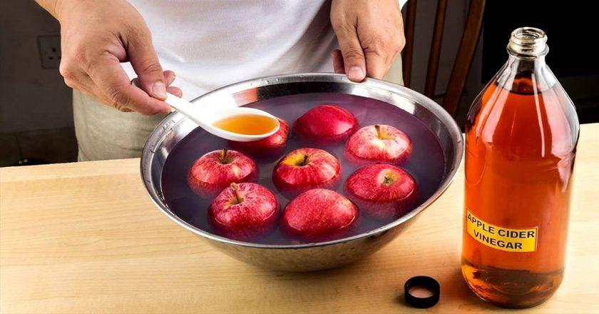 Почему, согласно исследованиям, яблочный уксус стоит пить каждое утро