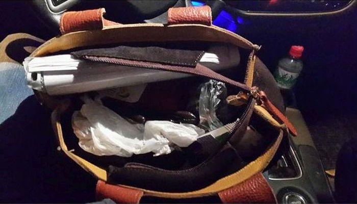 Какие сюрпризы скрывает женская сумочка