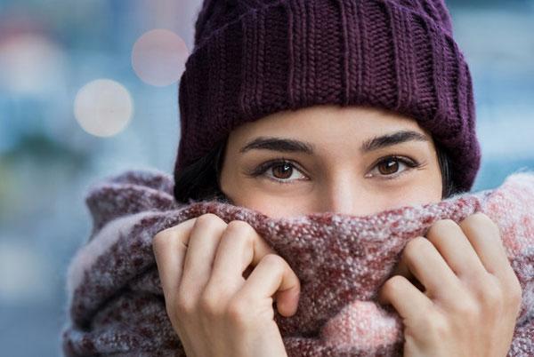 Как красиво одеваться и не мерзнуть в холодную погоду