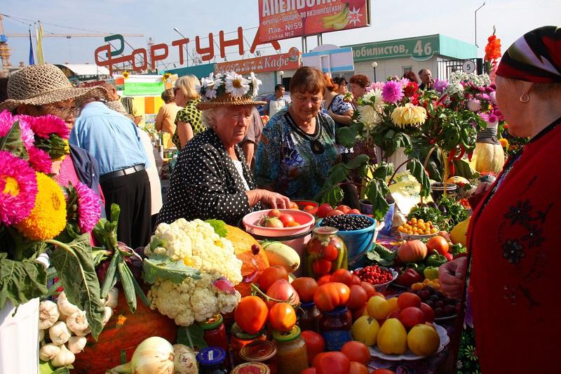 Сезонный календарь овощей и фруктов: когда и что покупать