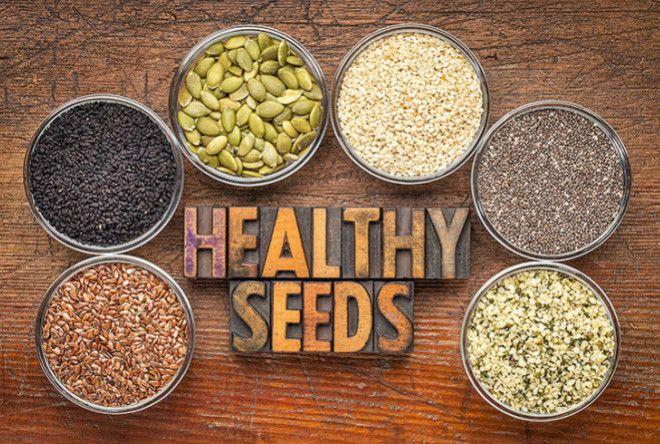 Зерна красоты: семена, котор…