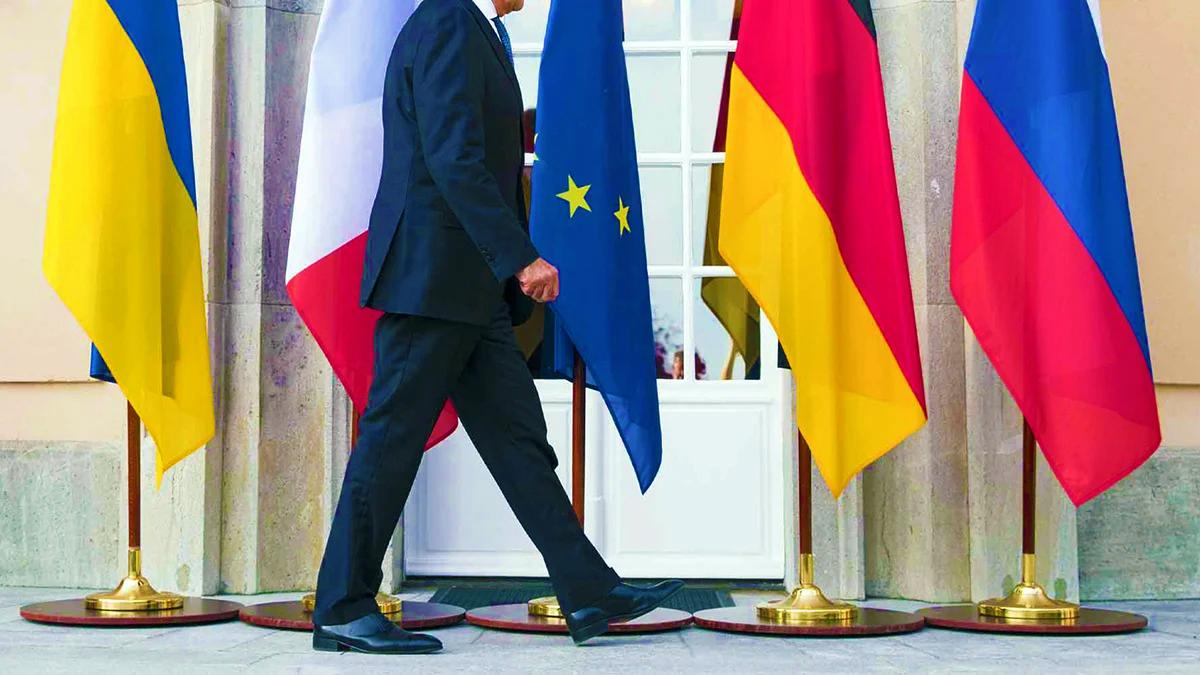 «Нормандская тройка» не позволит Киеву внести правки в минские соглашения