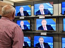 """""""Голос"""": Пассивность Путина снизила интерес ТВ к выборам"""
