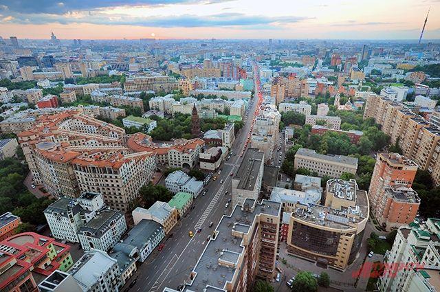 Строить хочет каждый. 83% всей недвижимости в Москве возводят инвесторы