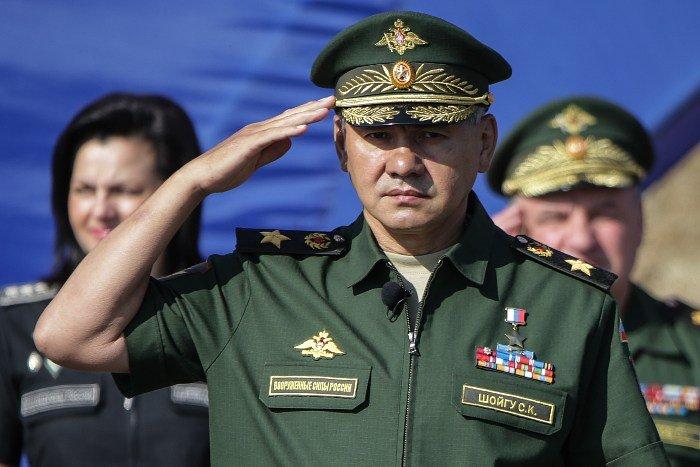 Сергей Шойгу сделал армию России непобедимой!
