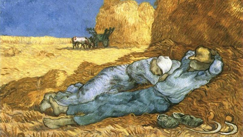 Художник, что рисует сон