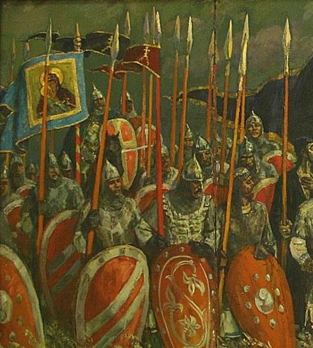 О сомнительном участии древнерусских священников в боевых действиях