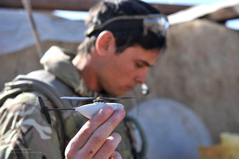 Все сегодня хотят свой рой военных дронов