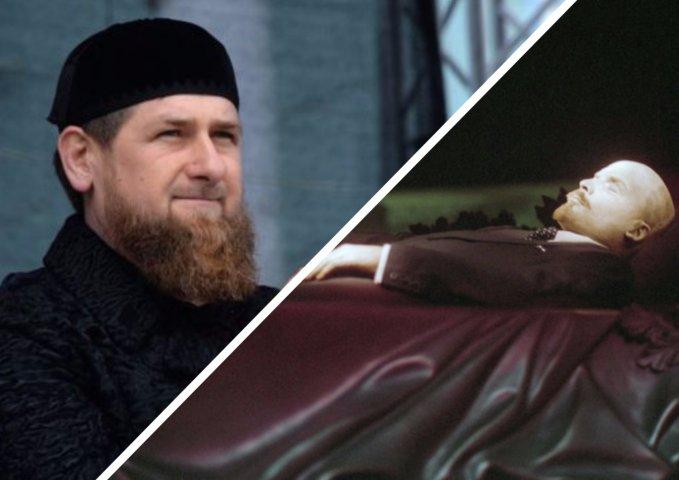 Александр Майсурян. Кадыров …