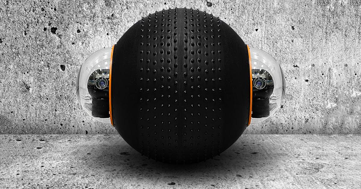 Робот-колесо: проходимее любого танка