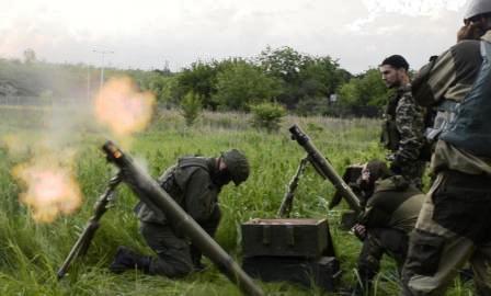 «Серая зона» в Донбассе испарилась, «стоим лоб в лоб».